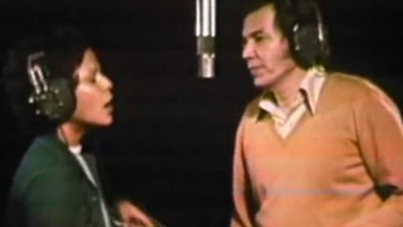Elis Regina and Tom Jobim